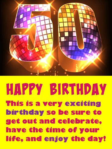 Feliz cumpleaños. Este es un cumpleaños muy emocionante así que asegúrate de salir a celebrarlo, pásalo como nunca y disfruta del día!