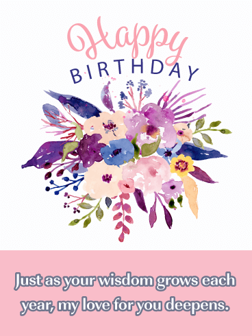 Have a Fabulous Day! - Happy Birthday Card