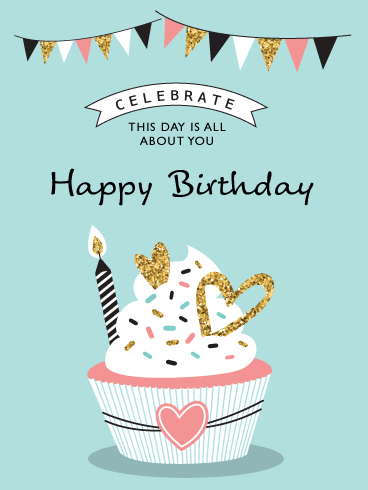 All About You – Happy Birthday Card