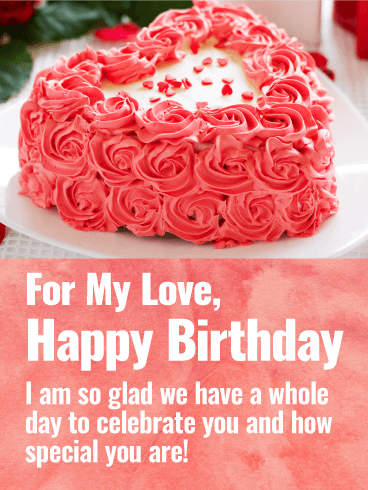 Sweet Treats for Your Sweet Heart! Happy Birthday Card