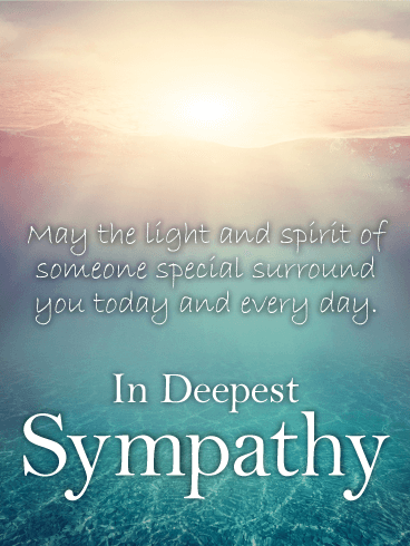 Sun rise sympathy card birthday greeting cards by davia sun rise sympathy card m4hsunfo Images