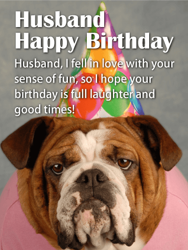 To the Best Husband in the World - Happy Birthday Card ...