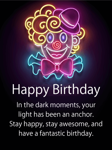 Stay Awesome! Happy Birthday Card