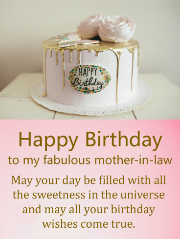Incredible Homemaker - Happy Birthday Card for Mother-In-Law